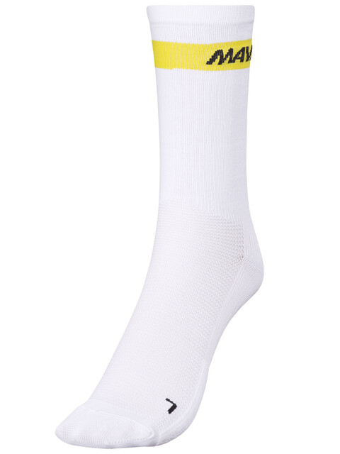 Mavic Cosmic High Socks White